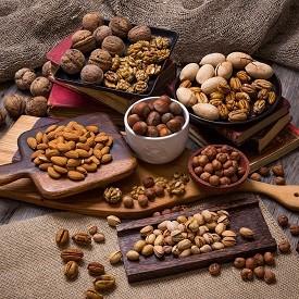 Купить орехи в Красноярске